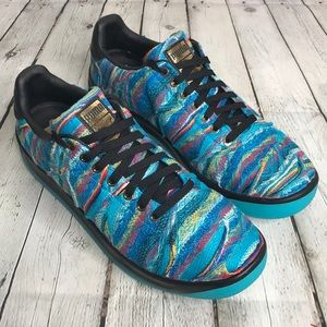 NEW Puma x Coogi Shoes Blue/Black Men's